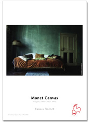 Hahnemuhle Archival Digital Inkjet Monet Canvas 410