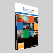 CLEARANCE - DISCONTINUED ITEM: Innova Photo Inkjet Paper FibaPrint Super-Glazed 285 A3 25 sheets