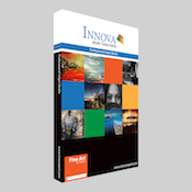 Innova Photo Inkjet Paper Soft Textured Natural White 315 A3 25 sheets