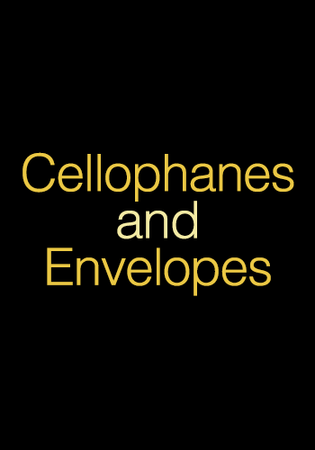 Cellophane Wallets and Envelopes