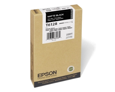 Epson Stylus Pro 7800/ 7880/ 9800/ 9880 220ml Matt Black ink cartridge