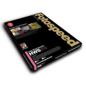 Fotospeed Digital Fine Art Inkjet Paper High White Smooth - 315gsm A4 20sheets