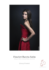 Hahnemuhle FineArt Baryta Satin 300gsm A4 25 sheets