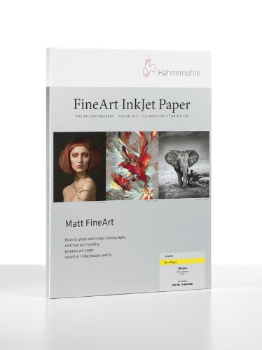 Hahnemuhle Matt Textured Fine Art RICE PAPER 100gsm A4 25 Sheets