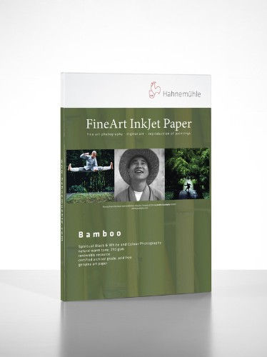 Hahnemuhle Matt Fine Art Smooth Paper BAMBOO 290gsm 25 sheets A3+