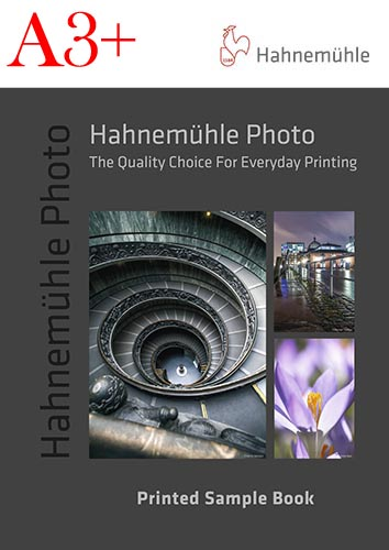 Hahnemuhle Digital A3+ Trial Pack - PHOTO MEDIA 10 Sheets