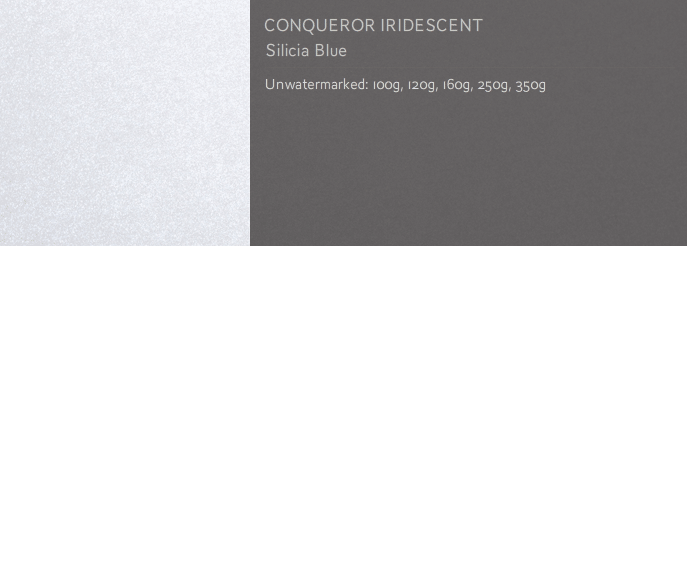 Conqueror CONCEPT ENVELOPES Super Seal Pocket C4 SILICA BLUE