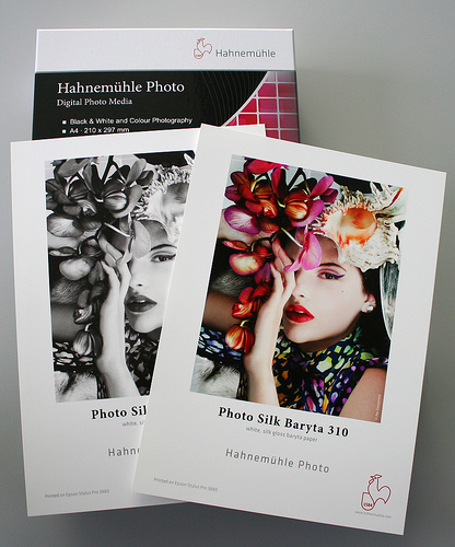 Hahnemuhle Photo Silk Baryta 310 A4 25 Sheets