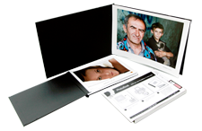 Permajet Digital Inkjet Fine Art Photo Albums