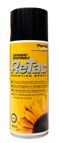 Permajet-ReTac 400ml CANNOT SOLD OUTSIDE OF THE UK