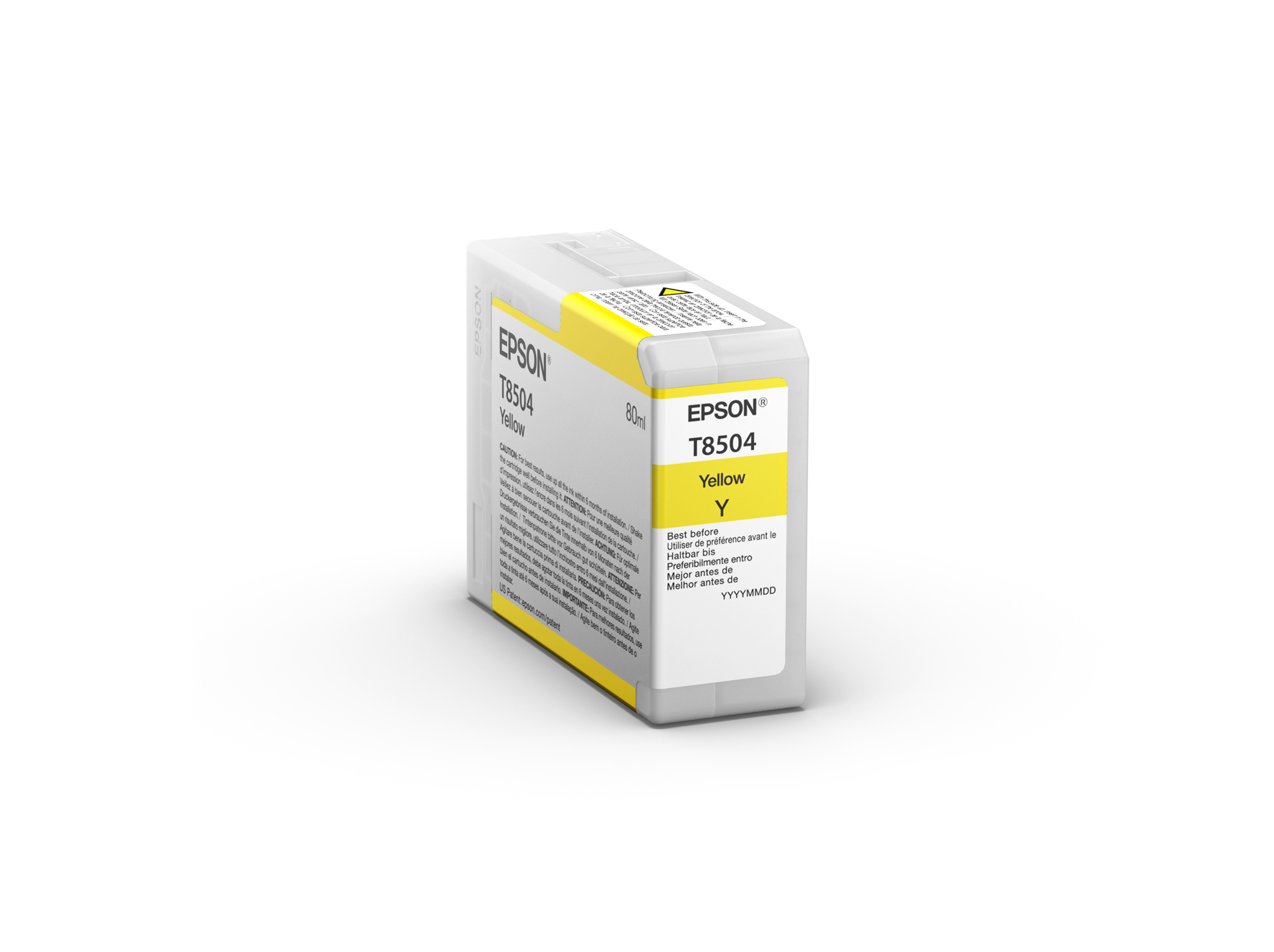 Epson SureColor SC-P800 Ultrachrome HD Ink YELLOW 80ml