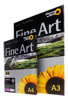 PermaJet Digital Inkjet Smooth Fine Art Photo Papers