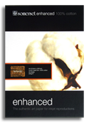 Somerset Enhanced Radiant White Textured 225g 8 inch x 8 inch 25 Sheets