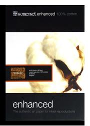 Archival Digital Inkjet Paper Somerset Enhanced Radiant White Textured 225 gsm