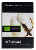 Somerset Enhanced Radiant White Velvet 255g A4 50 Sheets - OLP Packaged