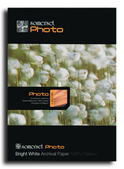 Somerset PHOTO SATIN 300gsm - Sheets and Rolls