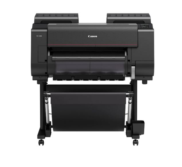 "Canon image PROGRAF PRO-2000 Printer 24"" inch A1 12 Colour Photographic Fine Art Printer"