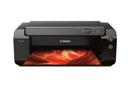 Canon iPFPRO-1000 A2 Printer (12 Pigment Ink Photo Printer)