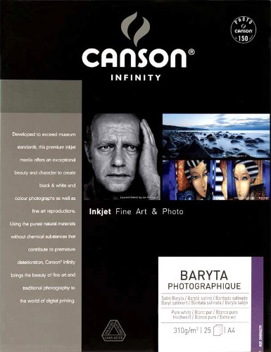Canson Infinity BARYTA PHOTOGRAPHIQUE Photo Digital Photo Inkjet Paper