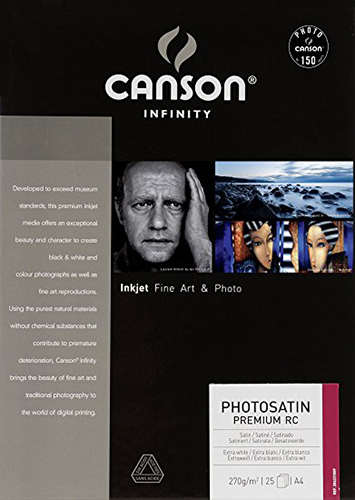 Canson Infinity Photo Higloss Premium A2 315g 25 sheets