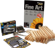 Permajet Stretcher Bars and Canvas Giclee Starter Kit's