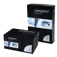 Conqueror Letterhead Papers SMOOTH/SATIN (No texture)
