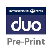 DUO Office Letterhead Copying and Laser Papers DUO PRE-PRINT