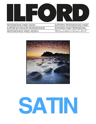 ILFORD STUDIO SATIN