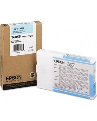 Epson Stylus Pro 4800 220ml Light Cyan ink cartridge C13T606500