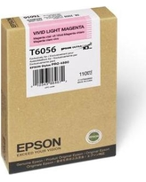 Epson Stylus Pro 4800 220ml Light Magenta ink cartridge C13T606C00