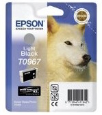 Epson Stylus Photo R2880 UltraChrome K3 VM Ink - 13ml - Light Black