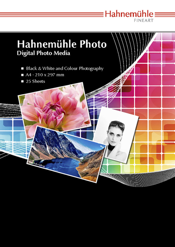 Hahnemuhle PHOTO CANVAS 320 gsm A4 box 25 sheets