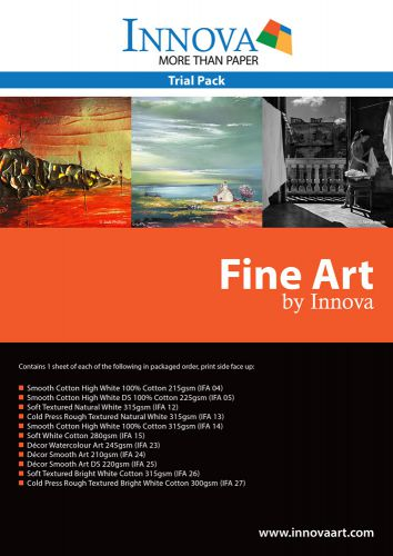 Innova Fine Art Trial Pack