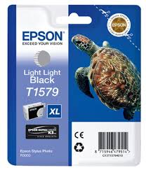 Epson Stylus Photo R2880 UltraChrome K3 VM Ink - 13ml - Light Light Black
