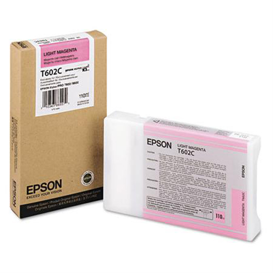 Epson Stylus Pro 7800/ 7880/ 9800/ 9880 110ml Vivid Light Magenta ink cartridge