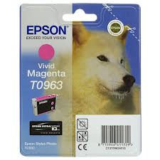 Epson Stylus Photo R2880 UltraChrome K3 VM Ink - 13ml - Vivid Magenta