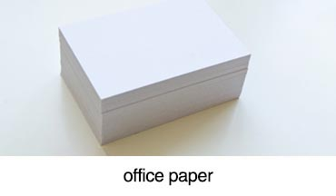 second 2 Paper office speciality