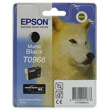 Epson Stylus Photo R2880 UltraChrome K3 VM Ink - 13ml - Matte Black