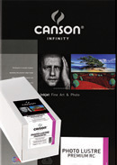 Canson Infinity Lustre Photo Paper 310gsm A4 25 sheets