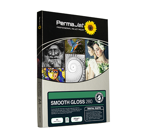 Permajet Inkjet Paper Smooth Gloss