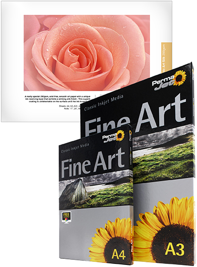 Permajet Photo Art Silk 290 gsm A4 25 Sheets