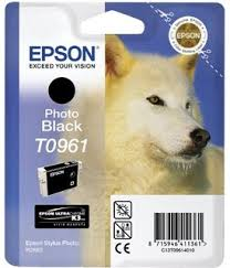 Epson Stylus Photo R2880 UltraChrome K3 VM Ink - 13ml - Photo Black