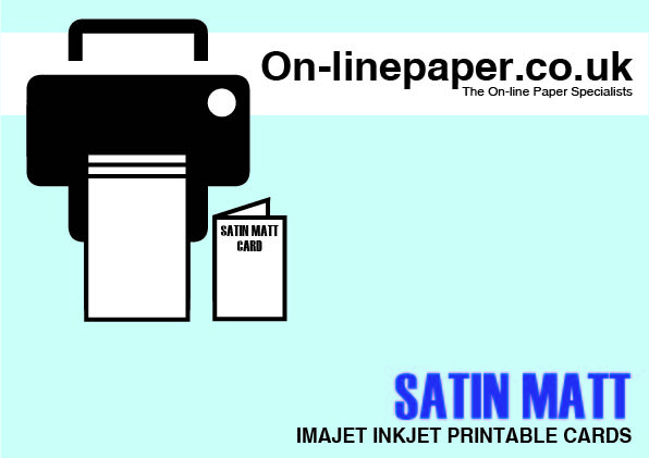 Imajet Satin Matt