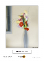 CLEARANCE - DISCONTINUED ITEM: Permajet Textured Fine Art Artist Classic 210gsm A4 25 sheets