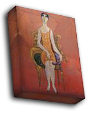 HAHNEMUHLE Gallerie Wrap Pro Set of 4 Centre Braces 20""