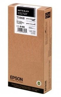 Epson Stylus Pro 7700/ 7890/ 7900/ WT7900/ 9700/ 9890/ 9900 K3 HDR Matt Black 350ml ink cartridge