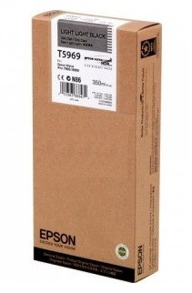 Epson Stylus Pro 7890/ 7900/ WT7900/ 9890/ 9900 K3 HDR Light Light Black 350ml ink cartridge