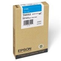 Epson Stylus Pro 7800/ 7880/ 9800/ 9880 220ml Cyan ink cartridge
