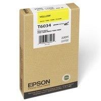 Epson Stylus Pro 7800/ 7880/ 9800/ 9880 220ml Yellow ink cartridge