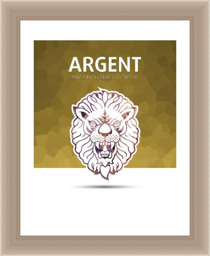 Argent - Pewter A3 Readymade Frame